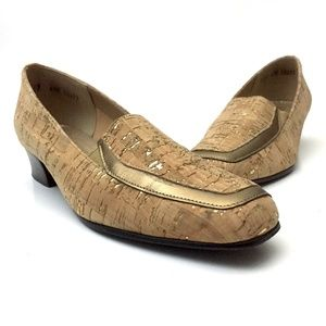 California Magdesians Cork Pumps  - Made in USA